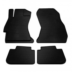 Комплект резиновых ковриков в салон автомобиля Subaru XV 2012- (1029014)