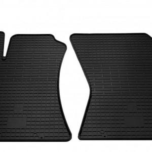 Передние автомобильные резиновые коврики Subaru Forester 2008- (1029022)
