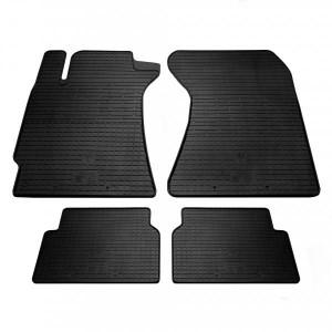 Комплект резиновых ковриков в салон автомобиля Subaru Forester II 2002- (1029034)