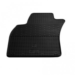 Водительский резиновый коврик Audi A6 С6 (1030044 ПЛ)
