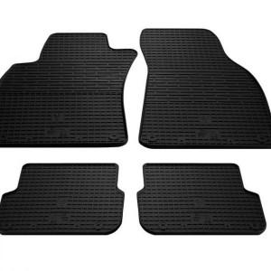 Комплект резиновых ковриков в салон автомобиля Audi A6 С6 (1030044)