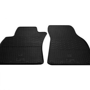 Передние автомобильные резиновые коврики Audi A6 (С6) 2004-2011 (1030042)