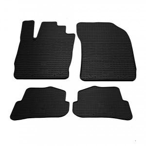 Комплект резиновых ковриков в салон автомобиля Audi A1 от 2010 (1030054)