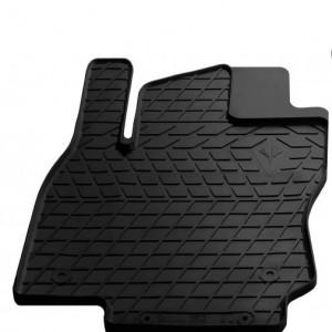 Водительский резиновый коврик Audi Q2 2016- (1024134 ПЛ)