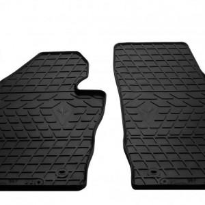 Передние автомобильные резиновые коврики Audi Q3 (8U) 2011-2019 (1030162)