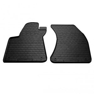 Передние автомобильные резиновые коврики Audi A8 (D4) 2010- (1030182)