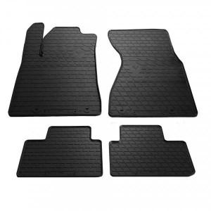 Комплект резиновых ковриков в салон автомобиля Audi A8 (D2) 1994-2002 (1030214)