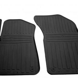 Передние автомобильные резиновые коврики AUDI Q8 2018- (1030242)