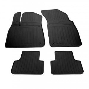 Комплект резиновых ковриков в салон автомобиля AUDI Q8 2018- (1030244)