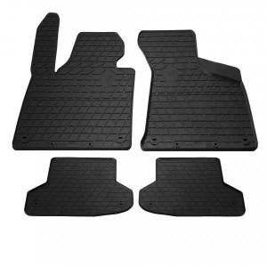 Комплект резиновых ковриков в салон автомобиля Audi A3 (8P) 2003- (1030254)