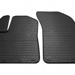 Передние автомобильные резиновые коврики Audi Q7 (4M) 2015- (1030262)
