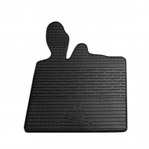 Водительский резиновый коврик Smart 1998-2014 (1031012 ПЛ)