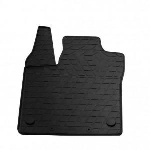 Водительский резиновый коврик Smart Fortwo III (454) 2014- (1031022 ПЛ)