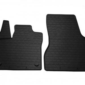 Передние автомобильные резиновые коврики Smart Fortwo III (C453) 2014- (1031022)