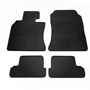 Комплект резиновых ковриков в салон автомобиля Mini Cooper I (1032014)