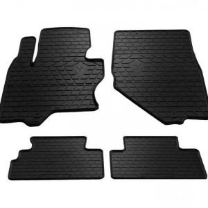 Комплект резиновых ковриков в салон автомобиля Infiniti FX (s51) (1033014)