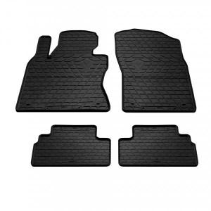 Комплект резиновых ковриков в салон автомобиля Infiniti Q50 2013- (1033044)