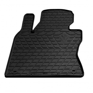Водительский резиновый коврик Infiniti Q50 2013- (1033044 ПЛ)