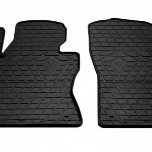 Передние автомобильные резиновые коврики Infiniti Q50 2013- (1033042)