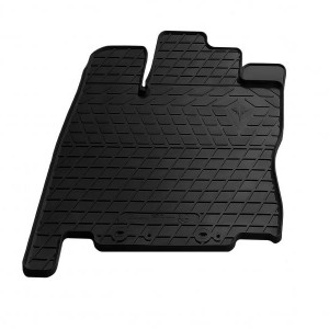 Водительский резиновый коврик Infiniti JX 2012- (1033055 ПЛ)