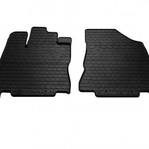 Передние автомобильные резиновые коврики Infiniti JX 2012- (1033052)