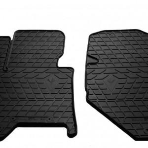 Передние автомобильные резиновые коврики Infiniti EX 2008- (1033062)