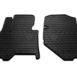 Передние автомобильные резиновые коврики Infiniti QX50 13- (1033062)