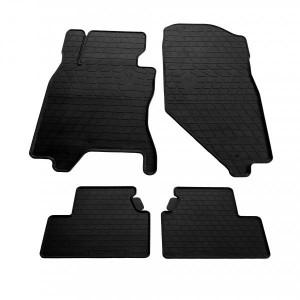 Комплект резиновых ковриков в салон автомобиля Infiniti G (sedan) 2006- (1033074)