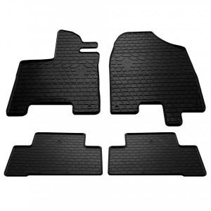 Комплект резиновых ковриков в салон автомобиля Acura MDX 2013- (1034024)