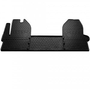 Комплект резиновых ковриков в салон автомобиля Iveco Daily VI 2014- (1035033)