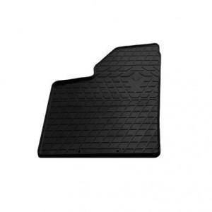 Водительский резиновый коврик Lada Priora 2000- (1036024 ПЛ)