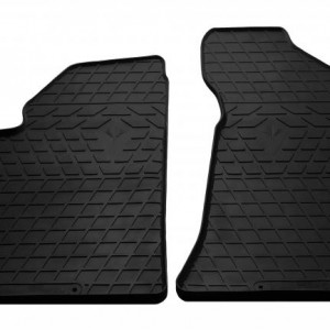 Передние автомобильные резиновые коврики ВАЗ (Lada) 2110 (1036022)
