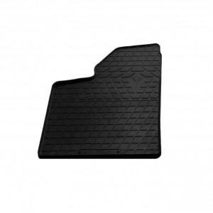 Водительский резиновый коврик ВАЗ (Lada) 2112 (1036024 ПЛ)