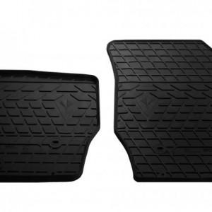 Передние автомобильные резиновые коврики Volvo XC90 2002- (1037022)