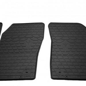 Передние автомобильные резиновые коврики Volvo V50 2004- (1037072)