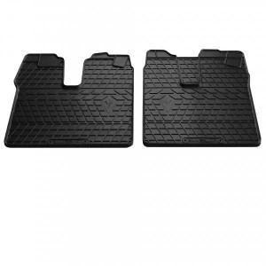 Передние автомобильные резиновые коврики MAN TGA 2000- (1038012)