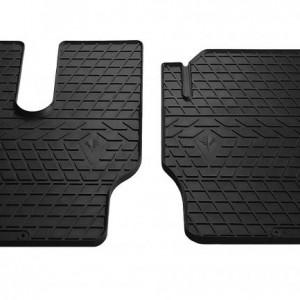 Передние автомобильные резиновые коврики MAN F90 (1986-1994) (1038022)