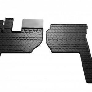 Комплект резиновых ковриков в салон автомобиля Volvo FH 2012- (1042012)