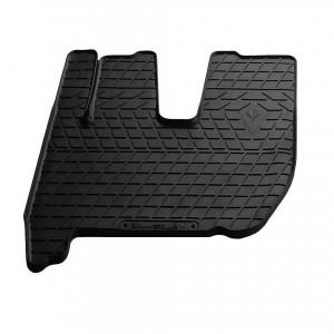 Водительский резиновый коврик Iveco Stralis 2007-2012 (1044012 ПЛ)