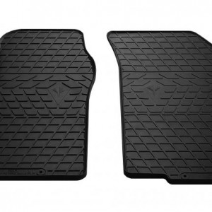 Передние автомобильные резиновые коврики Chevrolet Cobalt II 2012- (1045012)