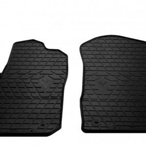 Передние автомобильные резиновые коврики Jeep Grand Cherokee WL 2010- (1046012)