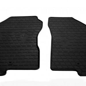 Передние автомобильные резиновые коврики Jeep Compass І 2006- (1046042)