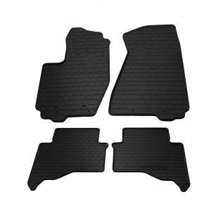 Комплект резиновых ковриков в салон автомобиля Jeep Grand Cherokee WK 2005- (1046064)