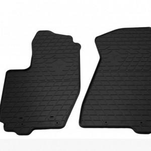 Передние автомобильные резиновые коврики Jeep Grand Cherokee WK 2005- (1046062)