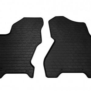 Передние автомобильные резиновые коврики Jeep Grand Cherokee (WJ) (1998-2004) (1046072)