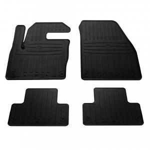 Комплект резиновых ковриков в салон автомобиля Land Rover Range Rover Evoque 2011- (1047034)