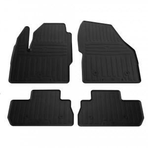 Комплект резиновых ковриков в салон автомобиля Land Rover Freelander II 2012- (1047094)