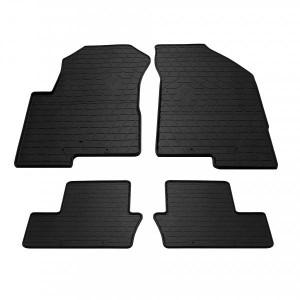 Комплект резиновых ковриков в салон автомобиля Dodge Caliber 2007-2012 (1053014)