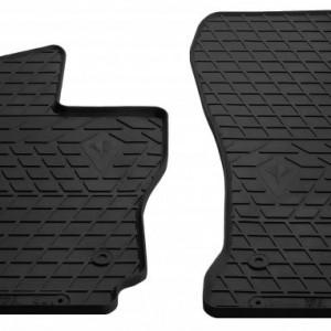 Передние автомобильные резиновые коврики Skoda Superb III 2015 (1024172)