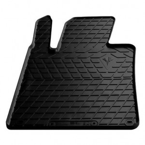 Водительский резиновый коврик Peugeot 508 2010- (1016074 ПЛ)